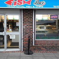 Seasalter Fish Bar