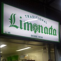 Tradicional Limonada do Mercado Central de BH