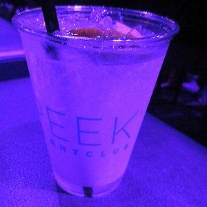 Cocktail, PEEK Nightclub, Harrahs Casino, Stateline, Nevada