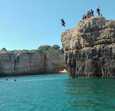 Coasteering Albufeira