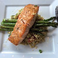 Salmon with Quinoa