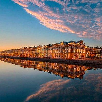 Bienvenidos a San Petersburgo