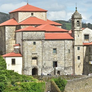 The cloistered convent of Belvís, founded in the early s. XIV by Dominican friars
