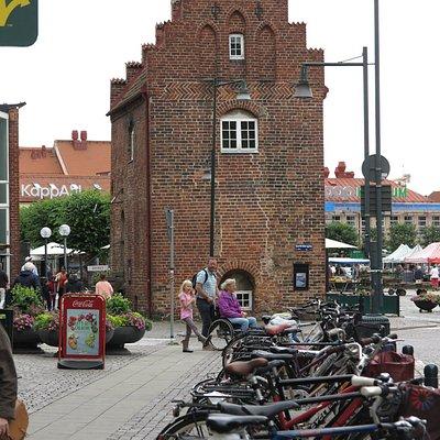 Krognoshuset från Botulfsplatsen