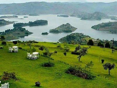 Ruhondo Lake
