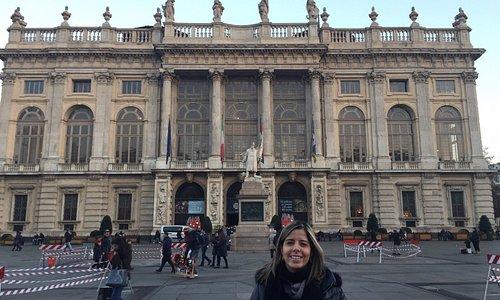 Fachada do Palazzo Madama!