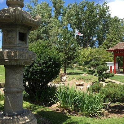 International Peace Gardens at Jordan Park