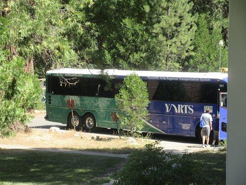 YARTS - Yosemite Regional Transportation System, Yosemite National Park, CA