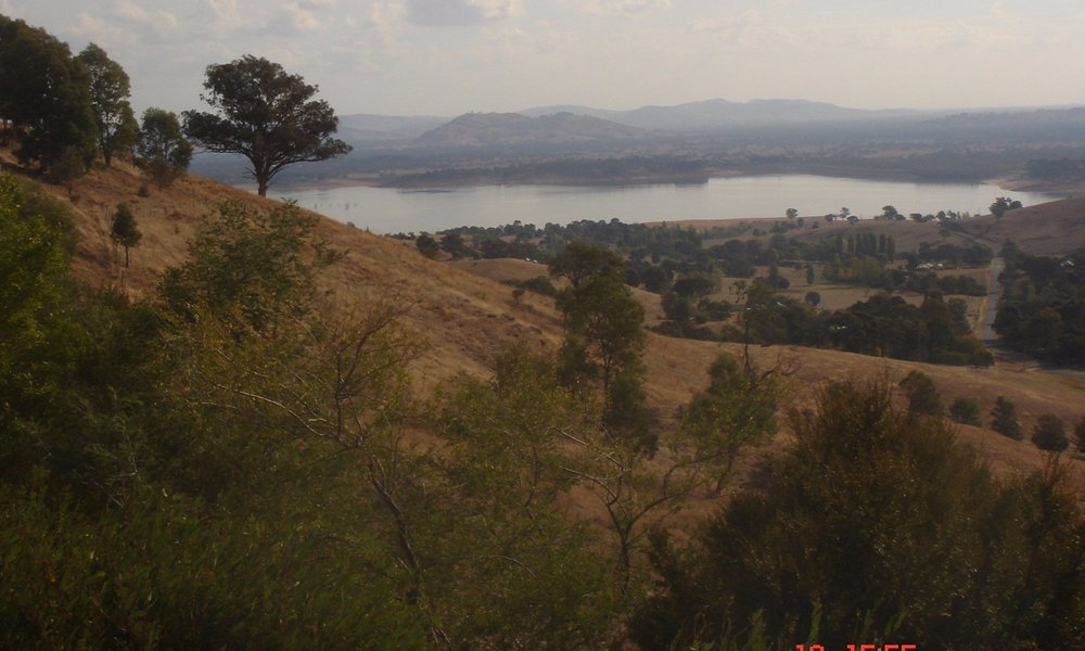 View to Lake Hume to west