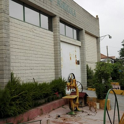 Museu Agrícola inaugurado 25-8-2001 Uma das maiores coleções da Europa Com maquinas desde 1840