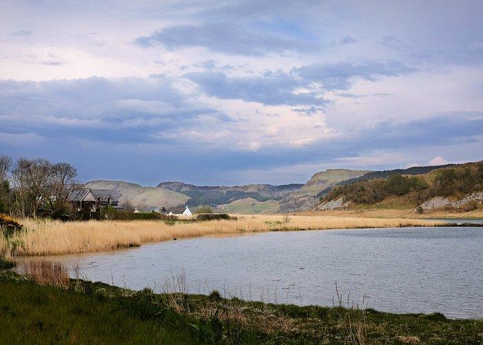 View of Ardfern