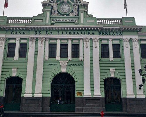 Estación Desamparados