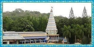View of Swami Swaroopananda Samadhi Temple, Pawas