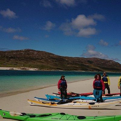 Sea to Skye Kayaking