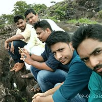 On the top Vayalada hill...#the gavi of Malabar Coooool ..with friends...