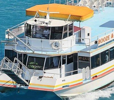 Booze & Cruise Vessel