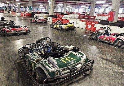 PodioImediato Indoor Kart Center