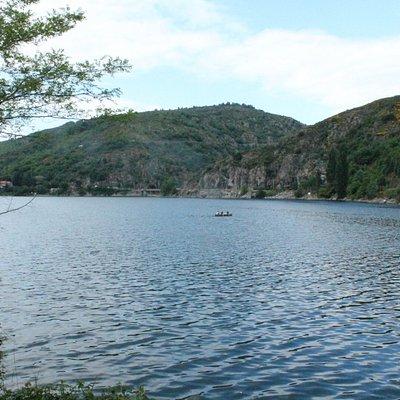 Le Lac de Villefort