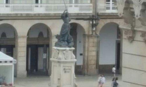 Monumento a Maria Pita