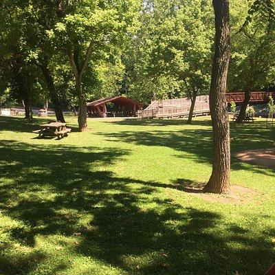 Devil's Backbone County Park
