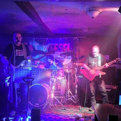 Fat Weesel LIVE at the British Arms