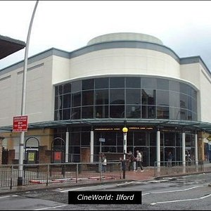 Cineworld Ilford - behind the Town Hall & Ilford Exchange