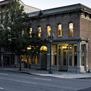 Our beautiful 1883 building!