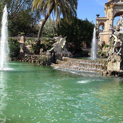 Πάρκο Ciutadella