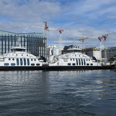 New Ferries