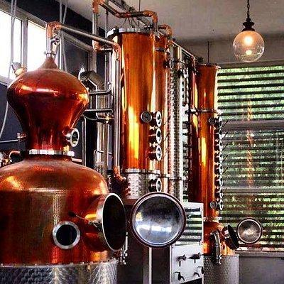 Chariskos Distillery - Drama, Xiropotamos, Greece