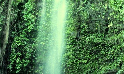 Konglak falls at sajek