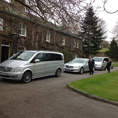 Chauffeur car hire, Cumbria.