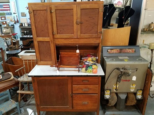 The Village Antiques & Home Decor Mall Sevierville's Largest & Best Antique Mall Hands Down!  Pu