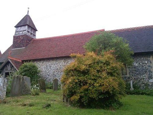 St Mary's Church, Stodmarsh