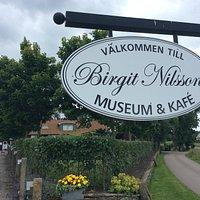 Birgit Nilsson, museum & kafé