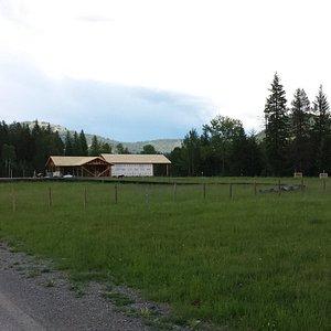 New location of Rancho Adore' Alpacas