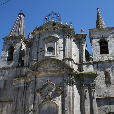 Chiesa di Santa Maria di Loreto | Petralia Soprano, Sicily, Italy