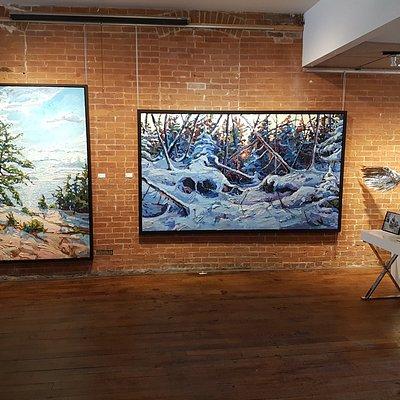 Ryan Sobkovich Exhibition July 2016