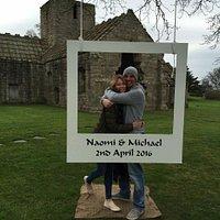 Mike & Naomi's Wedding 2nd April 2016