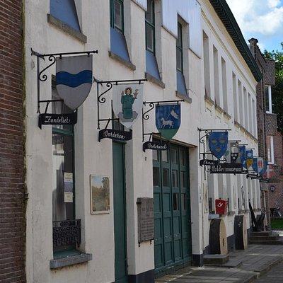 poldermuseum Lillo-fort