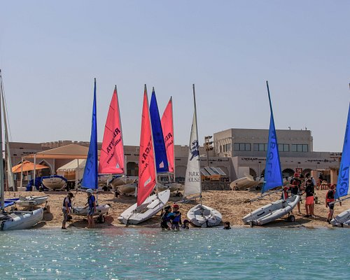Regatta Sailing Academy in Katara