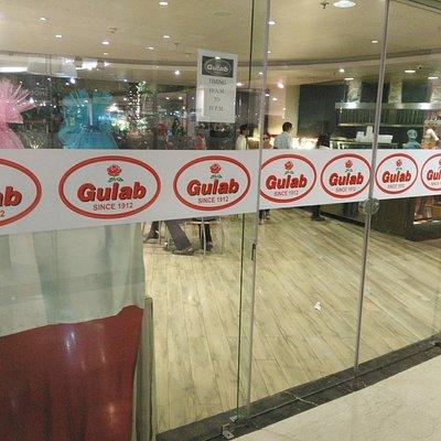 Gulab Restaurant Inside Soul city Mall