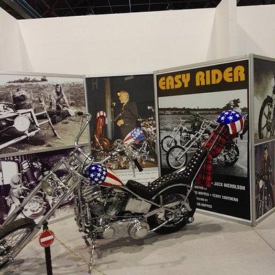 La mitica Harley-Davidson del 1968