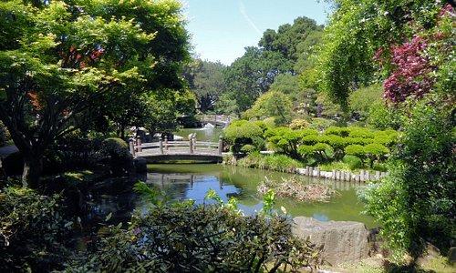 Scenic small lake