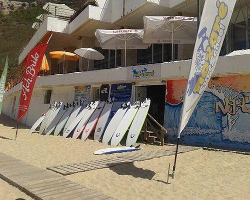 Nazaré Surf School