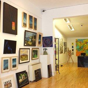 ArtisAnn Gallery Interior