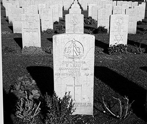 Bari War Cemetery