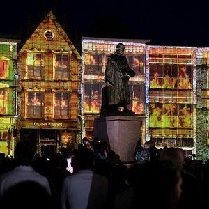 Bosch by Night Lichtshow