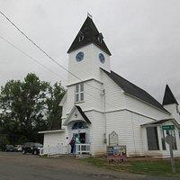 Baddeck's Masonic Lodge Hall, 24 Queen Street
