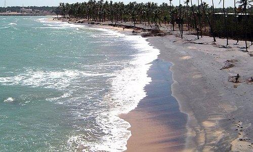 Vattakotai Sea Beach